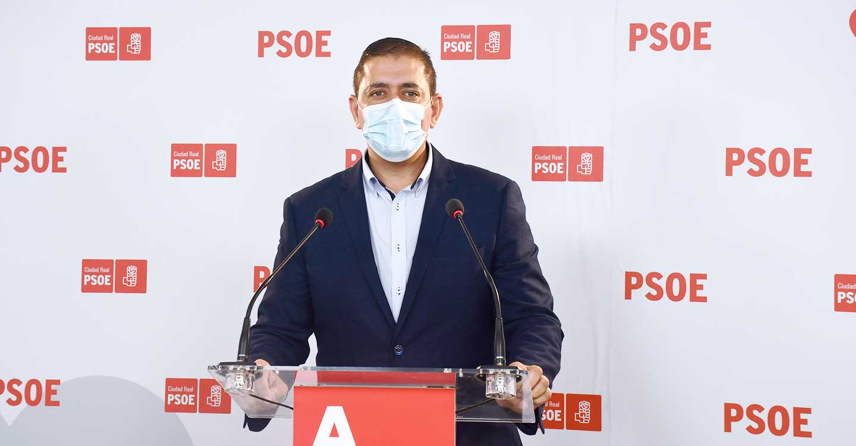 """José Manuel Bolaños: """"Las tareas de modernización y los desafíos del país los están poniendo en marcha el Partido Socialista"""""""
