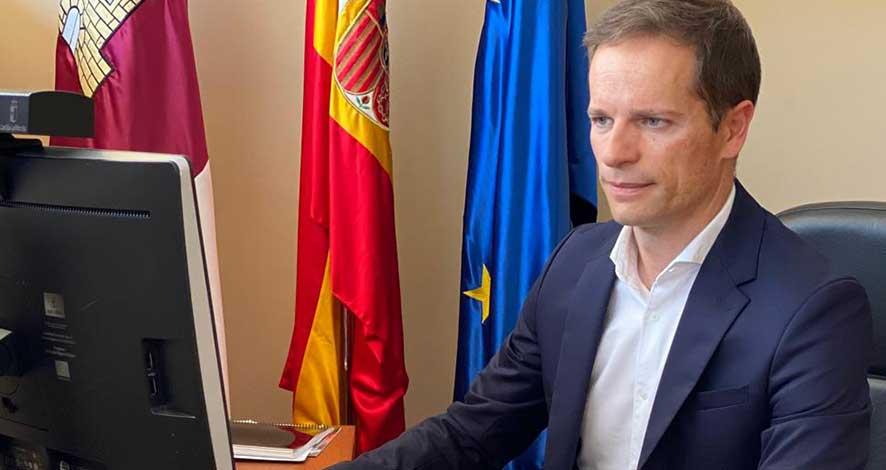 El Gobierno de Castilla-La Mancha felicita a la UCLM por la organización de las VI Jornadas Nacionales de Investigación en Ciberseguridad