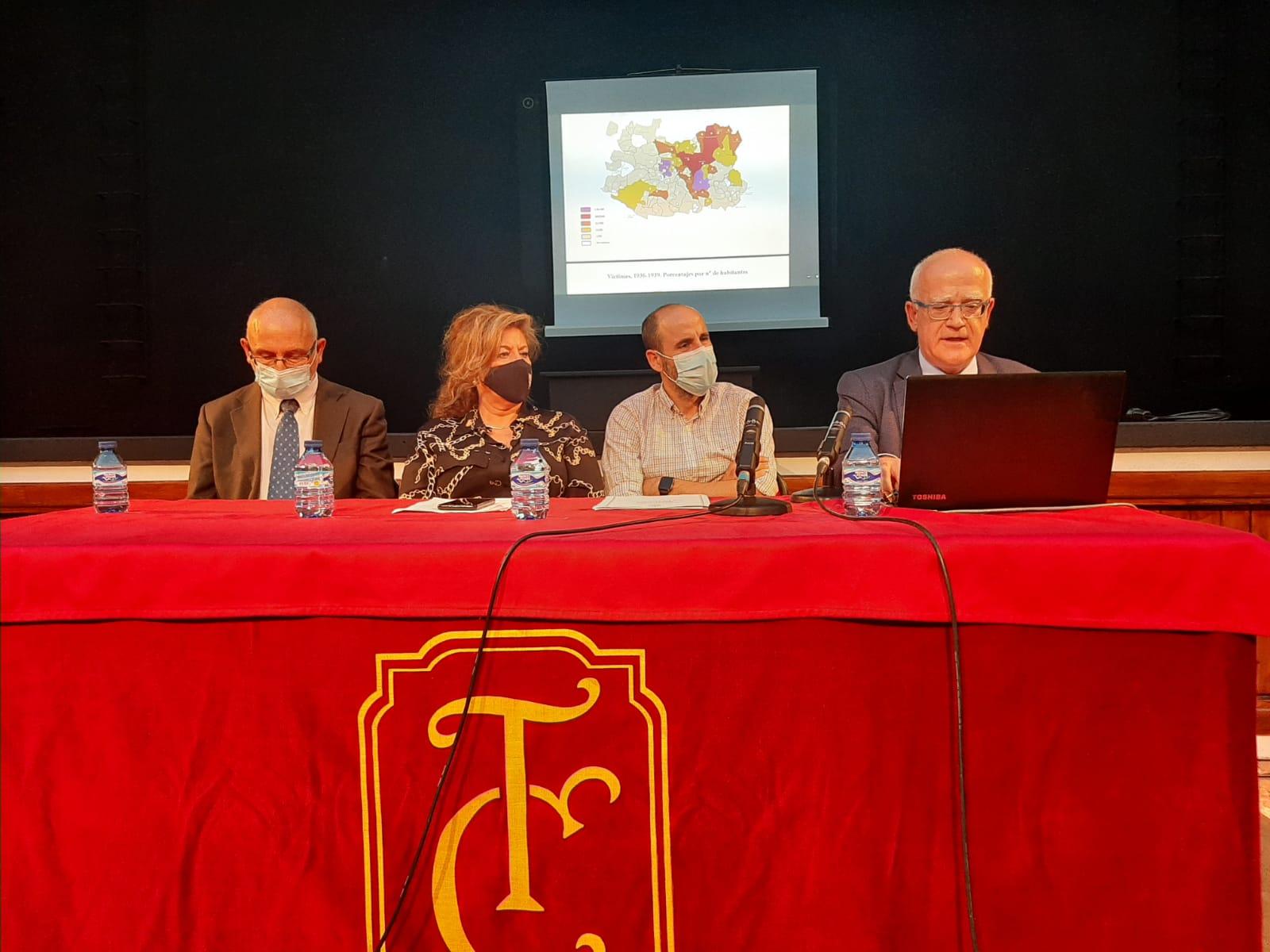Brillante y participativo comienzo de las XIX Jornadas Monográficas sobre Torralba y su entorno