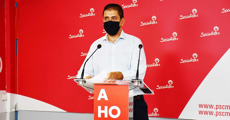 """José Manuel Bolaños: """"En Castilla-La Mancha la única incertidumbre ante el inicio del curso escolar es la que crea el Partido Popular"""""""
