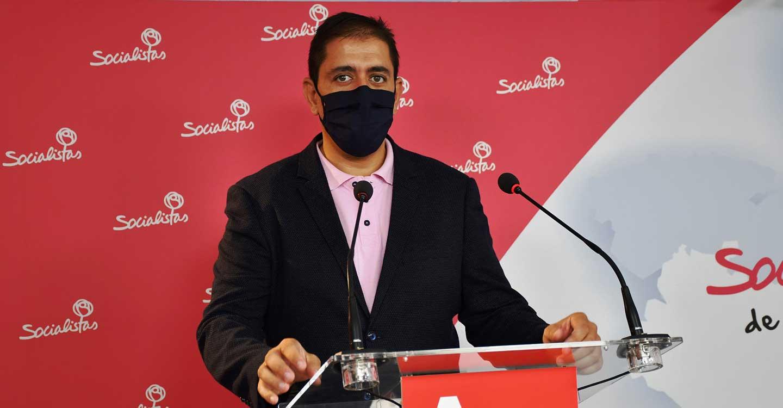 """José Manuel Bolaños: """"La mayor aspiración del PP de Castilla La-Mancha debería ser la oposición por no querer entender que el virus no diferencia de colores"""""""