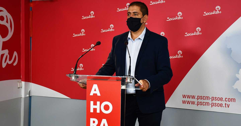 """José Manuel Bolaños: """"Con su posición ventajista respecto a la pandemia, el PP habló de rebrotes antes de que existieran y ahora sigue alarmando"""""""