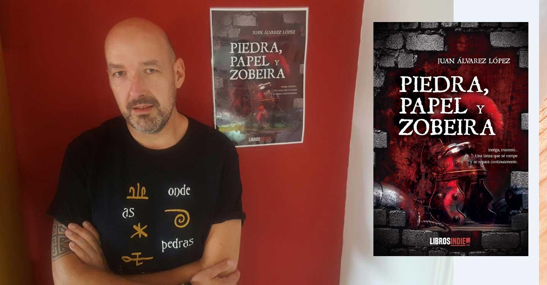 Juan Álvarez López saca a la luz su nueva obra literaria titulada