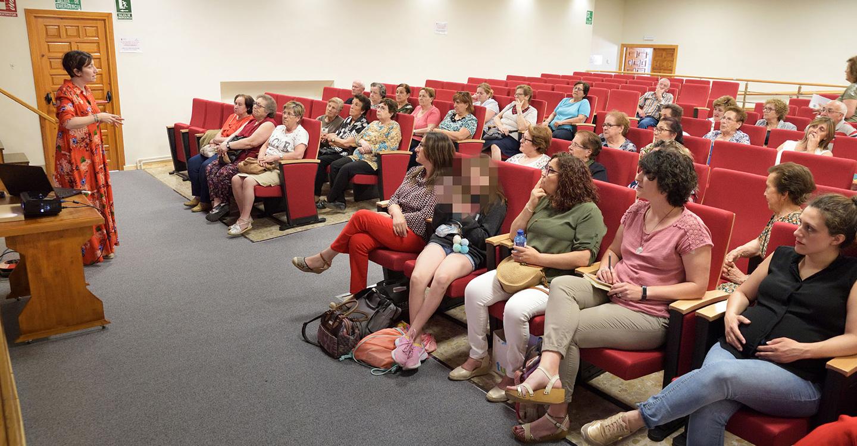 La Asociación de Diabéticos de Tomelloso y Comarca ofrece una interesante charla en Argamasilla de Alba