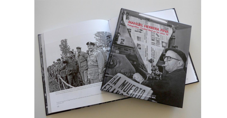 La BAM presenta mañana su segundo libro sobre el fotoperiodista Manuel Herrera Piña