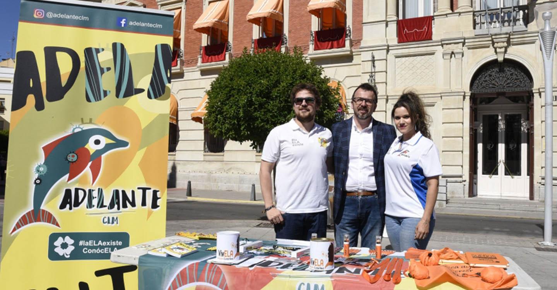 La Diputación ayuda a que la ELA sea más visible con motivo del Día Internacional de esta enfermedad
