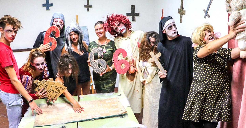 La divertida Escape Room de la Semana de la Juventud ha atrapado a más de un centenar de participantes