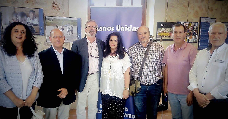 """La exposición """"Sesenta años de Manos Unidas"""" hace parada en el Museo Etnográfico de Villarrubia de los Ojos"""