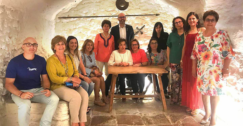 La Hermandad de Donantes de Sangre de Ciudad Real reconoce a 228 argamasilleros y argamasilleras