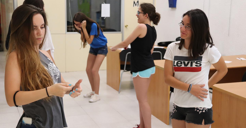 La juventud manzanareña disfruta del verano 'teatreando'