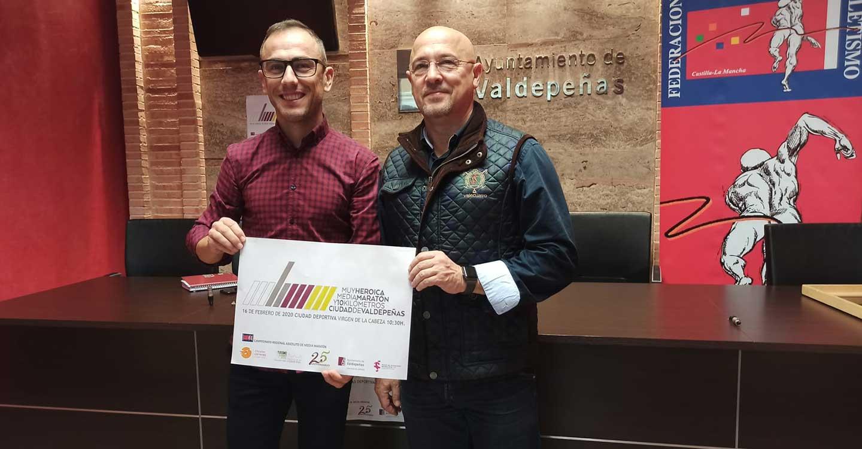 La Media Maratón de Valdepeñas se homologa y será Campeonato Regional Absoluto