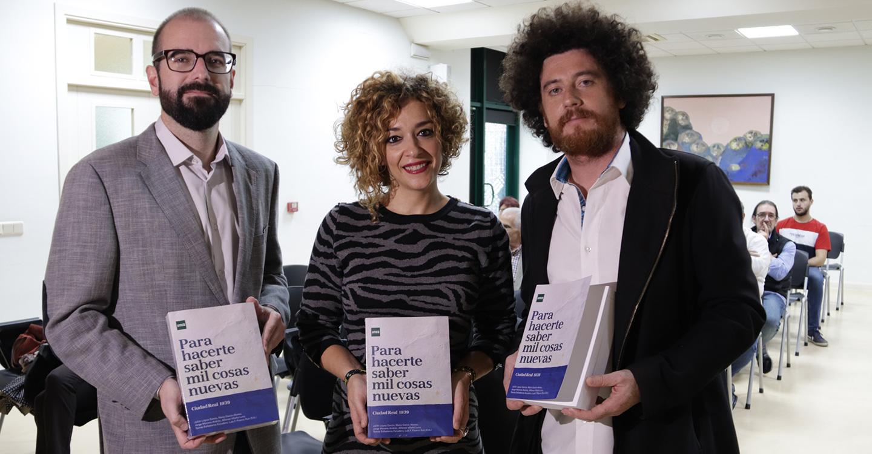 La segunda edición de 'Para hacerte saber mil cosas nuevas. Ciudad Real 1939' se presentó en Manzanares