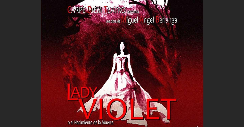 """La laureada obra """"Lady Violet"""" del grupo de teatro 'Carpe Diem' de Tomelloso protagoniza la actividad cultural del fin de semana en Manzanares"""