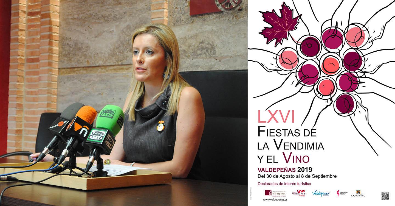 Las Fiestas de la Vendimia y el Vino se presentan con el estreno de Bodegas A7 y 130 actividades