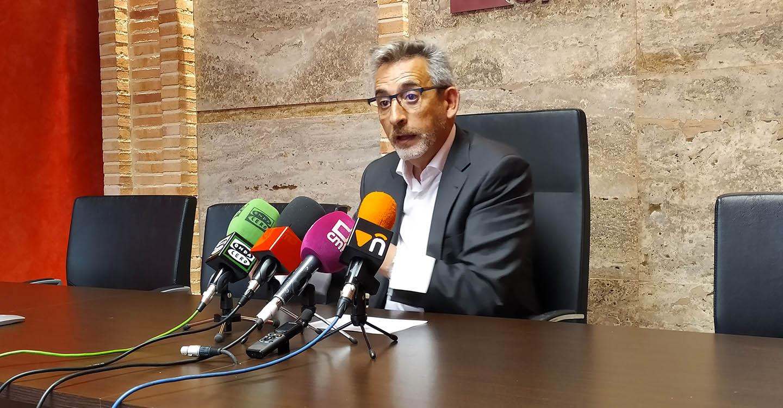 """""""Llevamos invertidos en los últimos 16 años 17.000.000 de euros enterrados en colectores"""""""