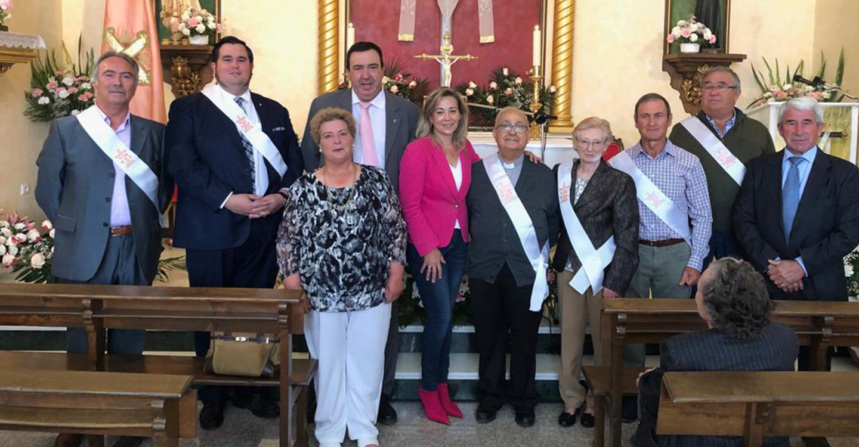 Lola Merino subraya que Paco Núñez situará al campo y al medio rural en primera línea política