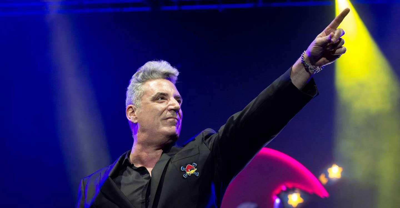 Loquillo, el nuevo 'Rey del glam', en concierto este jueves en Valdepeñas
