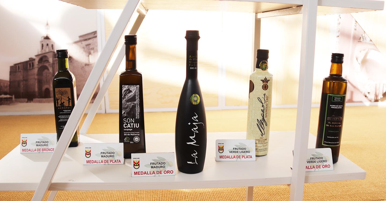 Los aceites de Castilla-La Mancha se reivindican en el 6º Concurso Nacional de AOVE