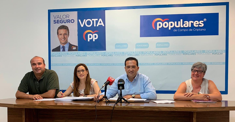 """Lucas-Torres: """"El Gobierno socialista está intentando esconder sus cinco sueldos a costa de ensuciar el buen gobierno anterior"""""""