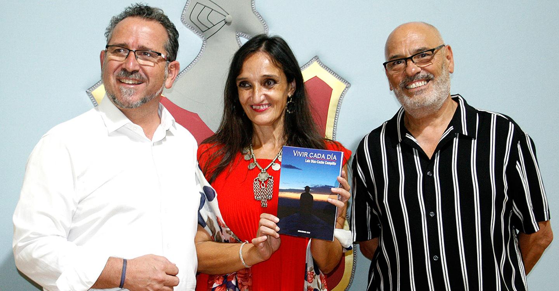 Luis Díaz-Cacho firmará ejemplares de 'Vivir cada día' en la Feria del Libro de Puertollano