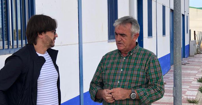 """Luis Mendoza: """"Le pido al PP altura de miras para poner en marcha un proyecto de futuro para Villanueva de la Fuente"""""""