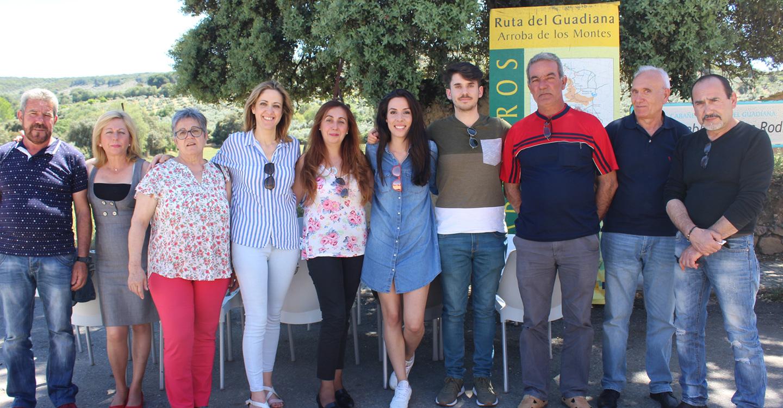 """Maestre valora el """"gran impulso"""" del presidente Page al sector agro ganadero de Castilla-La Mancha con el apoyo de los fondos europeos"""