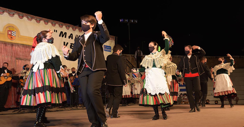 Mancha Verde estrenó dos nuevos bailes en la cuadragésimo segunda edición de su Festival Nacional de Folklore