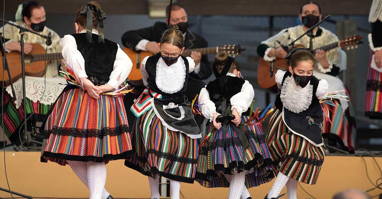 Mancha Verde regresa a los escenarios con el XXIV Festival Folklórico de Mayos Manchegos