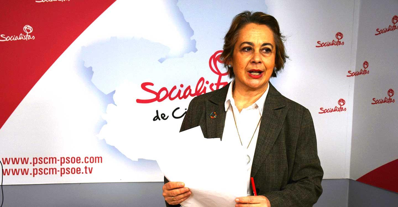 """Manuela Casado: """"Es un acto de responsabilidad política con los ciudadanos, sumarse al Acuerdo de Recuperación de Castilla-La Mancha"""""""