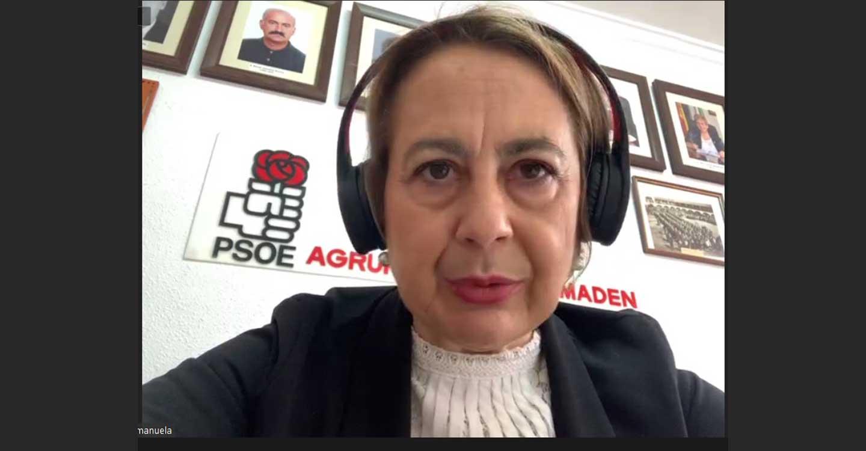 """Manuela Casado: """"La Ley SUMA fomenta el crecimiento económico de los pueblos más pequeños de la provincia de Ciudad Real"""""""