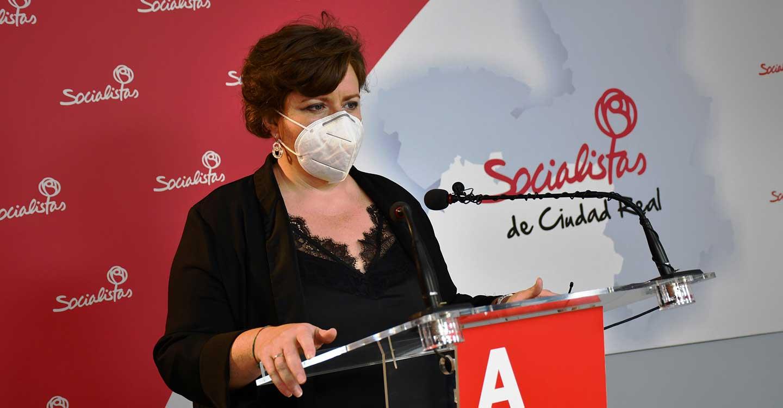 """Marta Chacón: """"El PSOE de Bolaños tiene un único enemigo, el virus"""""""