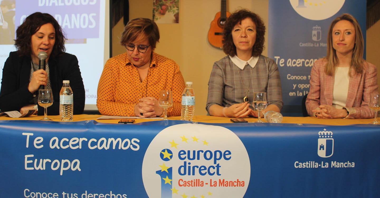 Más de 150 personas participan en el Ciclo de Diálogos Ciudadanos en Alcázar de San Juan