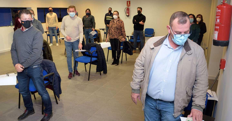 Amadeo Treviño toma posesión como nuevo miembro de la Corporación de Comsermancha en representación del Ayuntamiento de Tomelloso