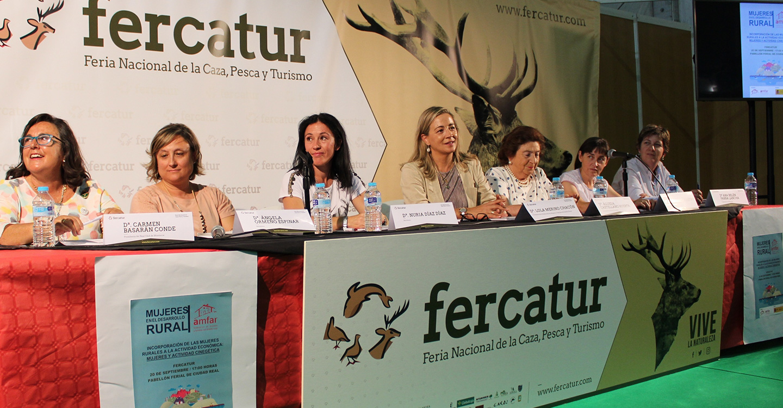 Merino en FERCATUR: