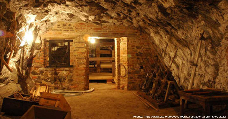 Minas de Castilla-La Mancha :