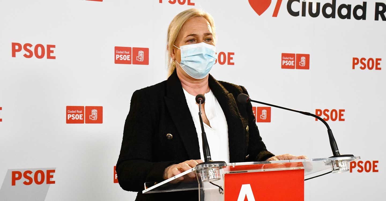 """Carmen Mínguez: """"Castilla-La Mancha es líder en gasto sociosanitario, y a la vez ha dedicado 155 millones de euros a ayudar a las empresas"""""""