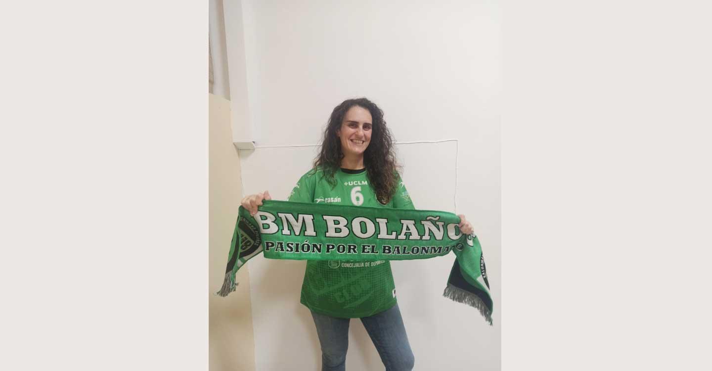 Miriam Negrete capitaneará al filial del BM Bolaños una temporada más