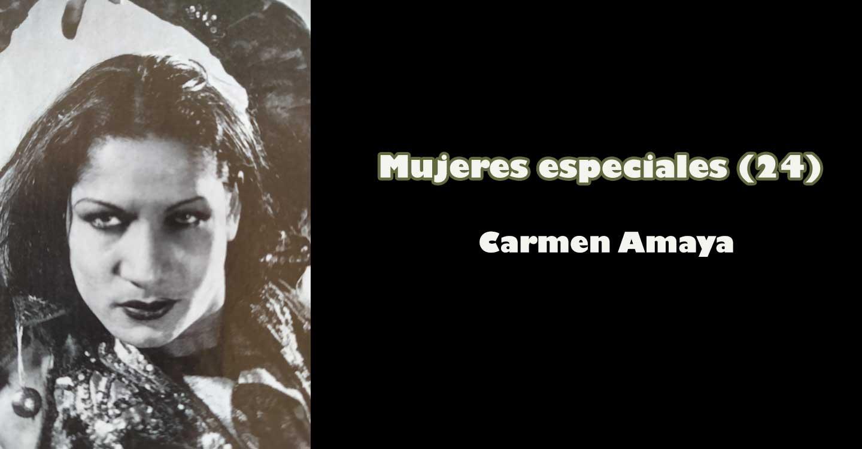 Mujeres especiales (24):