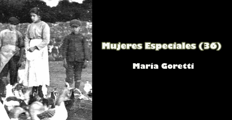 Mujeres especiales (36):