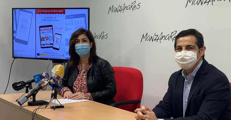Nacen el escaparate virtual y la app de www.compraenmanzanares.es