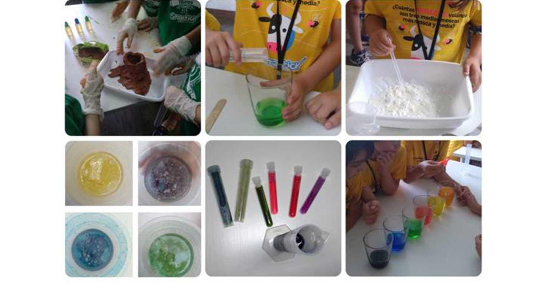 El Colegio de Ingenieros Industriales de Ciudad Real organiza talleres científicos para niños a partir de 7 años.