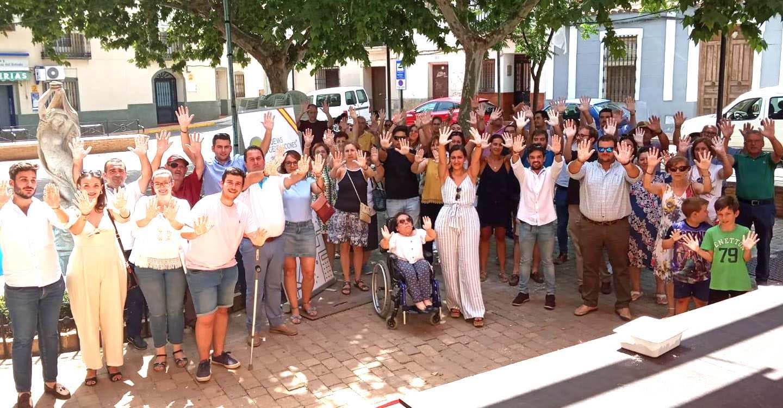 NNGG Ciudad Real homenajea a Miguel Ángel Blanco en Porzuna