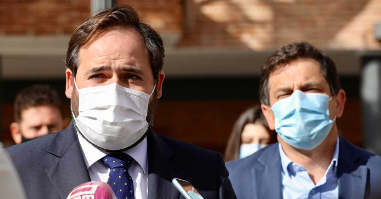 Núñez exige a Page que ordene a sus diputados nacionales votar en contra de la propuesta de Sánchez e Iglesias para renovar el CGPJ al ser un atentado político contra la Constitución y la Democracia