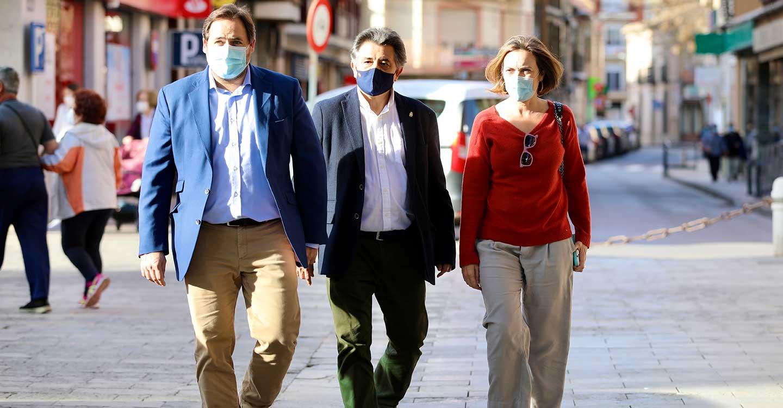 Núñez advierte a Page que no contará con el apoyo del PP-CLM para una subida de impuestos a los castellano-manchegos
