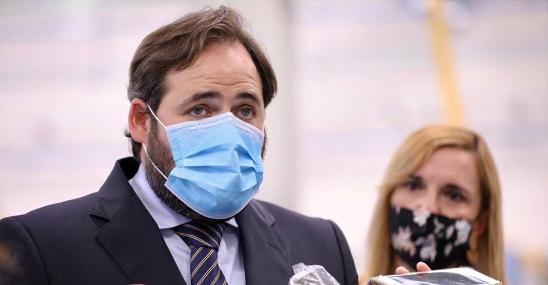 Núñez exige a Page un protocolo `claro´ de actuación para dar seguridad en la campaña de la vendimia y evitar problemas de salud y orden público