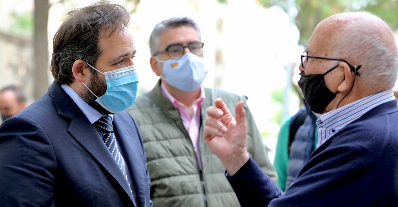 """Núñez advierte a Page y a Sánchez: """"El PP va a rechazar de plano cualquier medida que conlleve una subida de impuestos a los españoles y a los castellano-manchegos"""""""