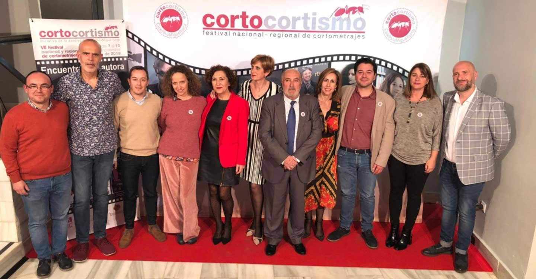 La VIII edición del Festival CortoCortismo se pospone al primer fin de semana de diciembre