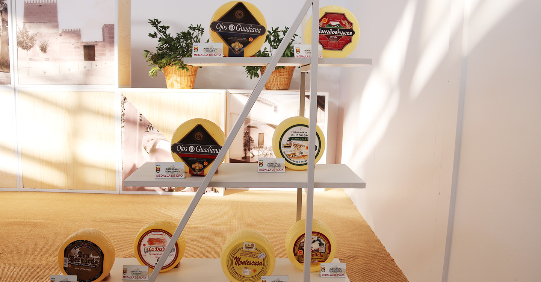 'Ojos del Guadiana', doble medalla de oro en quesos manchegos artesanales