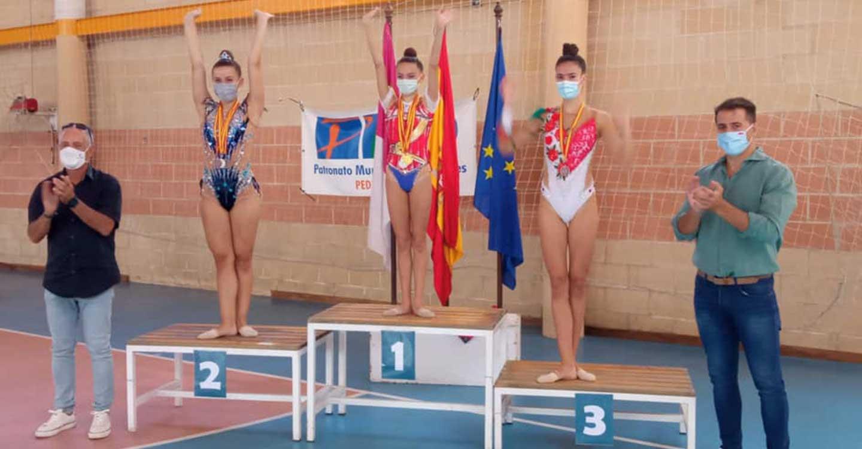 Olivia Izquierdo Alcaide participará en el Campeonato de España de Gimnasia en la categoría de cuerda