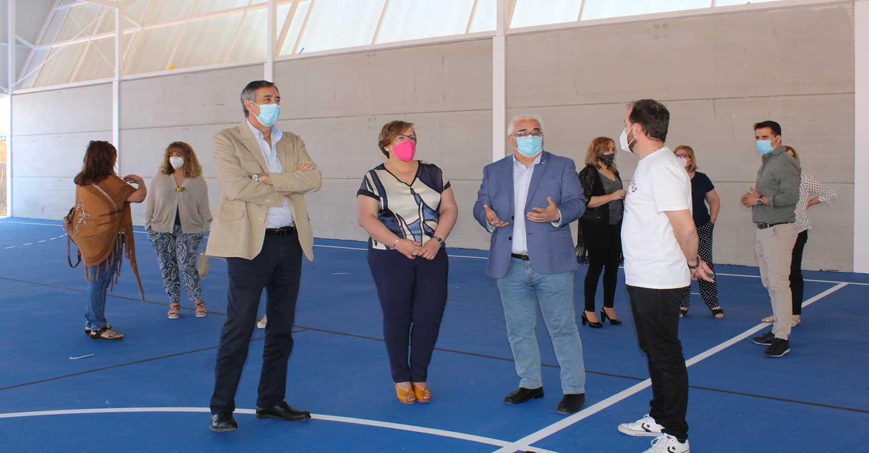 El Gobierno de Castilla-La Mancha invierte más de 175.000 euros en diversas obras realizadas en el CEIP Hospitalillo de Pedro Muñoz